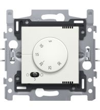 Niko - Elektronische thermostaat 3 standen white - 101-88000