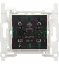 Niko - Socle interrupteur sans fil 4 boutons de commande - 410-00002