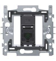 Niko - Sokkel data stopcontact 1X RJ45 utp CAT5E - 170-65151