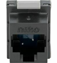 Niko - Connecteur RJ45 upt CAT5E - 650-45051