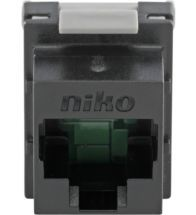 Niko - Connecteur RJ45 utp CAT6 - 650-45061
