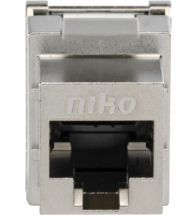 Niko - Connector RJ45 stp CAT6 - 650-45066