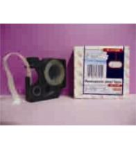 Dymo - Etiket vinyl wit 19MMX5,5M - S0718620