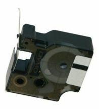 Dymo - Tape vinyl 12MMX5,5M jaune - 18432