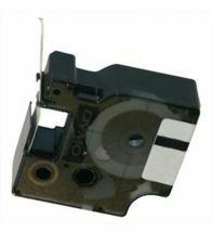 Dymo - Tape vinyl 19MMX5,5M jaune - 18433