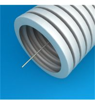 Preflex - 40MM tube vide avec tir-fil par 25M - 1234000289