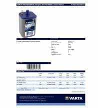 Varta - 'specific' 6V blok/veren 9000MAH - 430.101.111