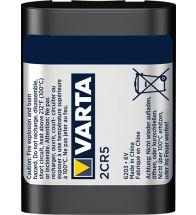 Varta - '2CR5' 6V lithium - 6203.301.401