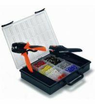 Weidmuller - Set PZ6 embout telemec couleur - 9028700000