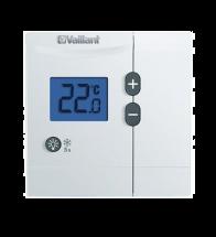 Vaillant - Kamerthermostaat 2 draads - VRT 35