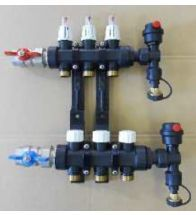 Vasco - Collecteur 6 circuits