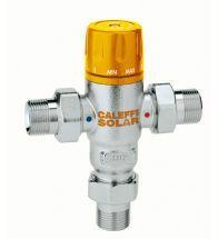 Caleffi - Regelbaar thermostatisch mengventiel 3/4 voor zonne-energiesystemen - 2521