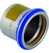 Geberit - Mapress kap (gas) 28mm - RVS
