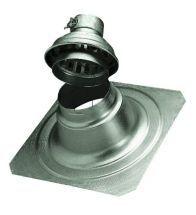 ACV - Losse pan pl.dak 80/125 polypr./staal voor prestige 32