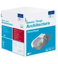Villeroy & Boch Architectura hangtoilet Combi-Pack - Villeroy & Boch wc wit met direct flush - 5684HR01