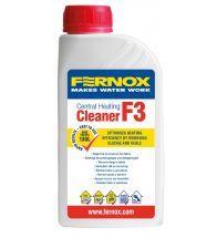 Fernox - Cleaner F3 (liquide) Elimine les boues, le flux et les débris dans les installations chau