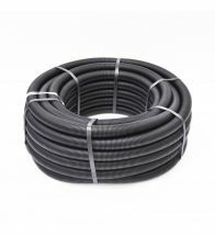 Begetube - Gaine de protection 29mm noir Alpex 25m