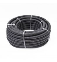 Begetube - Gaine de protection 48mm noir Alpex 25m