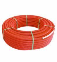 Begetube Alpex duo Flex 16x2 met rode mantel 50m