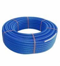 Begetube Alpex duo Flex 16x2 met blauwe mantel 50m