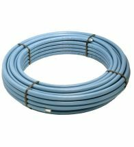 Begetube tube composite thermo 10mm 32x3mm bleu IVAR A-PEX ISOL rouleau 25m chauffage - APEXIVAR32IB