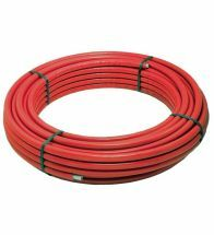 Begetube tube composite thermo 10mm 32x3mm rouge IVAR A-PEX isolation rouleau 25m chauffage - APEXIVAR32IR