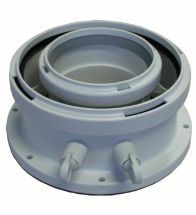 Junkers - Bosch - Junkers adapter pour chaudières pur AZB931 80/125 pression 1,5 bar 3 bar/120grC - AZB 931