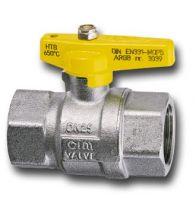 Cimberio - Aardgaskraan cim 802 fp 1/2'' ff - 802FP