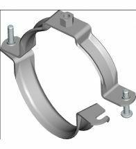 Rofix - Delta beugel voor PVC-buis M8 diam. 40 - Delta