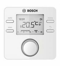 Junkers - Bosch - Thermostat d'ambiance programmable Junkers CR100 ( pression 1,5 bar 3 bar/ - CR 100