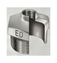 Atusa - Manchon fileté réduit MF 3/4 x 1/2 MF fonte galvanisée - fig 241