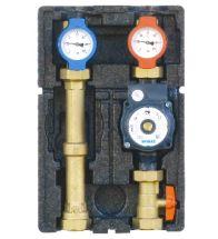 PAW - Groupe de pompe K31 avec isolation 4/4 sans pompe - K31