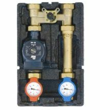 PAW - Groupe de pompe K32 mixte avec isolation sans pompe - K32