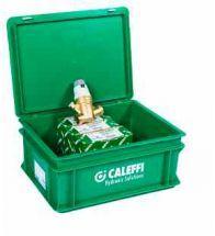 Caleffi - Pakket Drukverminderaar - 3/4 met manometeraansl. (3 stuks)