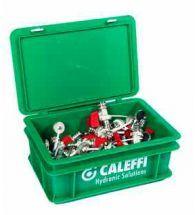 Caleffi - Pakket Vul- en aftapkraan ketel - 1/2 (40 stuks)