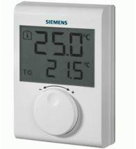 Siemens - Digitale ruimtethermostaat RDH 100 2xAA - RDH100