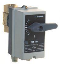 Tempolec - Servomotor .180.2CA voor bolkraan 230 volt 3m/90gr - SM 100R