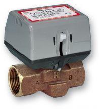 Honeywell - Gemotoriseerde 2-wegafsluiter 3/4 230V SPDT hulpcontact