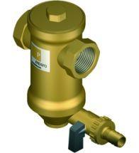 Pneumatex - Séparateur StreamlineDirt pour particules de boues ZUD 32 - ZUD32
