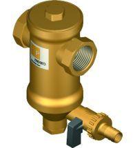 Pneumatex - Séparateur StreamlineDirt pour particules de boues ZUM 25 - ZUM25