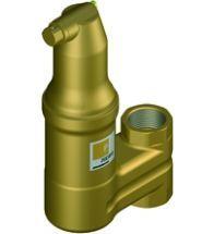 Pneumatex - Séparateur StreamlineVent pour microbulbes Zeprao ZUVL 20 - ZUVL20