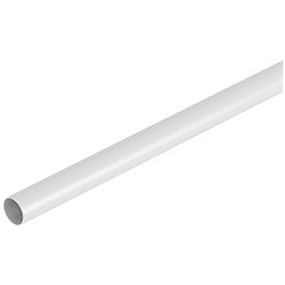 Pipelife tube polivolt lf pvc 16mm 2 mètres Cebec R7035 gris claire (prix par mètre)