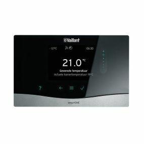 Vaillant - thermostat d'ambiance modulant eBUS sensoHOME VRT 380 - 0020260943
