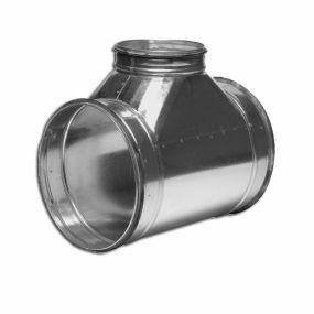 Sanutal - Pièce T 90° d125x150 avec joint