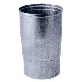 Burgerhout - Adaptateur concentrique ventouse 80-130 mm