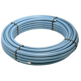 Begetube tube composite thermo 10mm 32x3mm bleu IVAR A-PEX ISOL rouleau 25m chauffage - APEXIVAR32IB