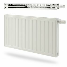 Radson radiateur Integra E-Flow 22 500 1500 DROITE MILIEU 2393W EN442 75/65/20 blanc RAL9016 - IE2250150