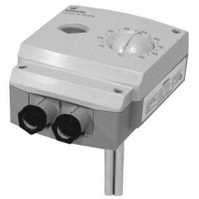 Siemens - Thermostat réglage/limit. 15..95°C (1/2 100mm) - TW.1000P-H
