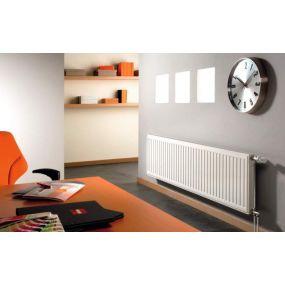 Radiateur Radson Compact 33 400 2250 4316W EN442 75/65/20 blanc RAL9016