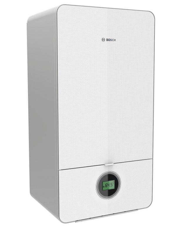 Junkers - Bosch - GC7000i-35 C gaswandcombiketel 30/35kW wit aardgas junkers - GC7000IW 35 C